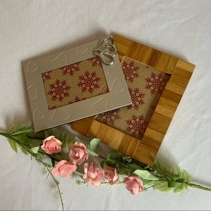 Beautiful Picture Frames - Set of 2